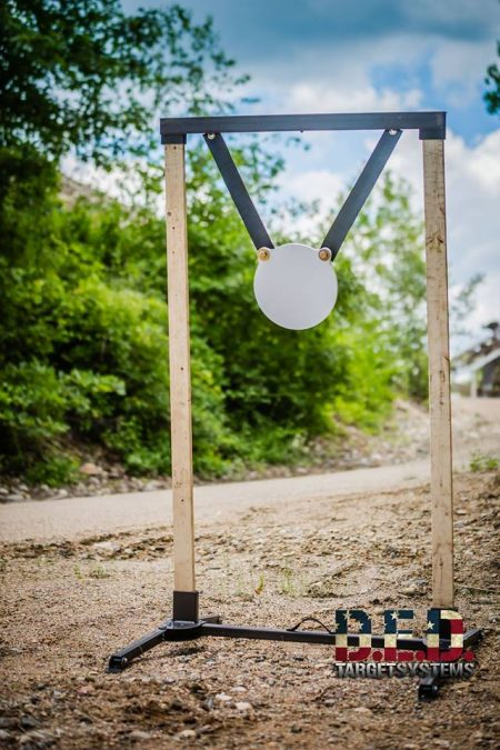 best portable target stands